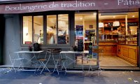 A simple listen will take you to the life of an everyday cafe experience in Paris